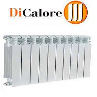 Биметаллический радиатор Dicalore Bimetal 350  (85х425х85)