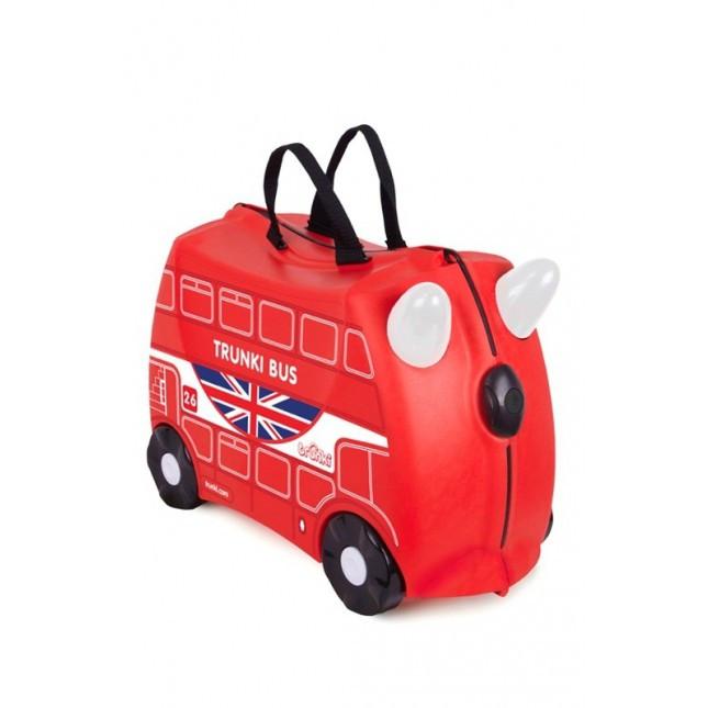Детский дорожный чемодан Trunki English Bus 2015