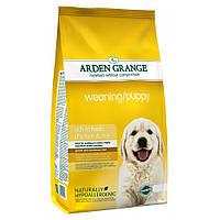 Arden Grange Weaning Puppy Корм для щенков с курицей и рисом 6кг