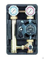 Высокотемпературная насосная группа  Dn20 правое UPS 25/65 (R003)