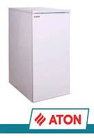 Газовый котел напольный одноконтурный дымоходный ATON АОГВМ 10Е