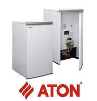 Газовый котел напольный одноконтурный дымоходный ATON АОГВМ 16 Е