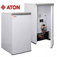 Газовый котел напольный одноконтурный дымоходный ATON АОГВМ 25 Е