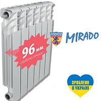 Радиатор алюминиевый Mirado 500 LUX96