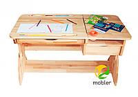 Парта Люкс Растишка ширина 90 см - p790, Mobler