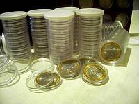 Капсули і холдери для монет