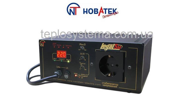 Стабилизатор напряжения Legat - 5М (до 500 Вт) однофазный Новатек-Электро (Украина), фото 2