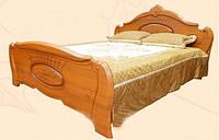 Кровать с ортопедическим каркасом  Катрин