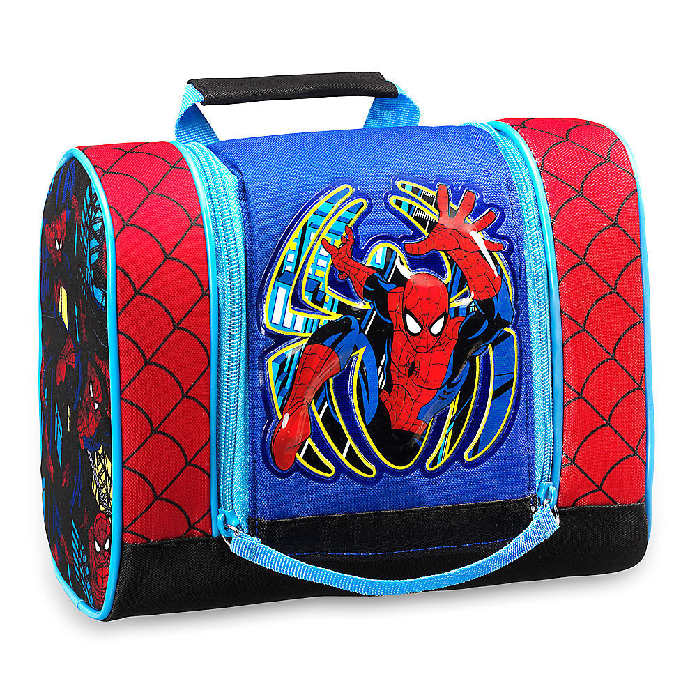 Ланчбокс Человек Паук Дисней / Spider Man Lunch Tote Disney