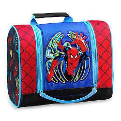 Ланчбокс спайдермен Дисней / Spider Man Lunch Tote Disney