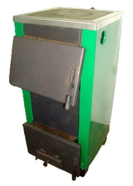 Двухконтурный котел на твердом топливе КОТВ-20 ПВ