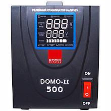 Релейный стабилизатор напряжения Элтис DOMO II - TLD-500 ВА