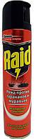 RAID от тараканов и муравьев, аэрозоль 300 мл.