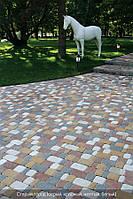 Тротуарная плитка Серая( Коллекция Старый Город)