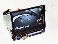 Автомагнитола с GPS модулем Pioneer PI-903, 1DIN, выдвижной сенсорный экран, FM, TV, USB, Bluetooth
