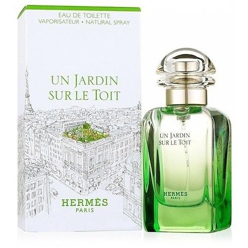 Hermes Un Jardin sur le Toit туалетная вода 100 ml. (Гермес Ун Жардин Сур Ле Тоит)