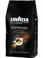Кофе Lavazza Espresso Cremoso 1000г, фото 1