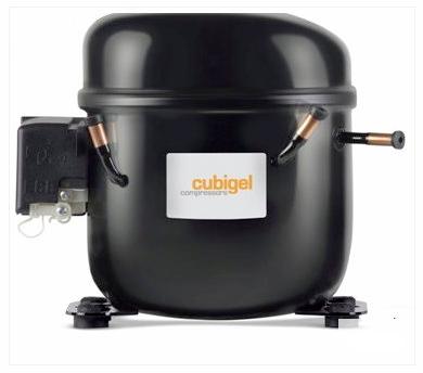 Компрессор герметичный Cubigel GP12FB (ACC) - CUBIGEL Компрессоры и Конденсаторные Агрегаты (Испания) в Киеве