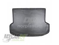 Норпласт Коврики в багажное отделение для Hyundai ix 35 2010 полиуретановые