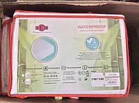 """Простыня водонепроницаемая """"Waterproof"""" P.E. с резинкой 220-200"""