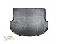 Норпласт Коврики в багажное отделение для Hyundai Santa Fe 2012 5 мест полиуретановые