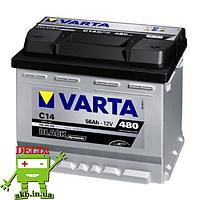 Аккумулятор VARTA Black Dynamic C14 56Аh 480A 556400048