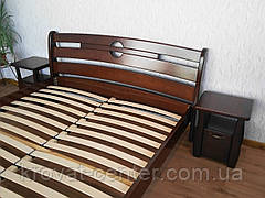"""Кровать для гостиниц """"Каприз"""". Массив - сосна, ольха, береза, дуб., фото 3"""