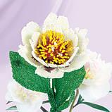 Квіти з бісеру. Кімнатні й садові, фото 9