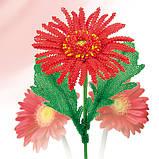 Квіти з бісеру. Кімнатні й садові, фото 10