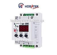 """Реле контроля напряжения РН-113 (32 А - Volt Control) """"Новатек-Электро"""" (Украина)"""