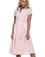 Летнее платье-рубашка | 2195 sk