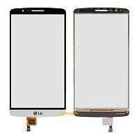 Сенсор (тачскрин) LG D850 G3, D851 G3, D855 G3, VS985 G3, LS990 G3 White, Original
