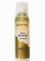 Тональный Max Factor Age Renew Foundation (макс фактор)№55