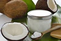 Масло кокоса девственное, органик 100 г