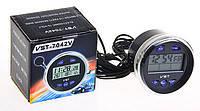 Автомобильные часы VST 7042V с термометром для Жигулей.Волг и т.д.