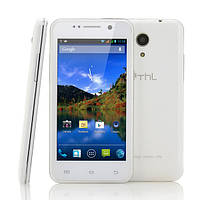 "Смартфон THL W100 экран 4,5"" 4-х ядерный на Android 4.2 MT6589 белый, white +стилус и чехол!"