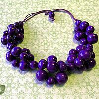 Буси Калина (фіолетові)