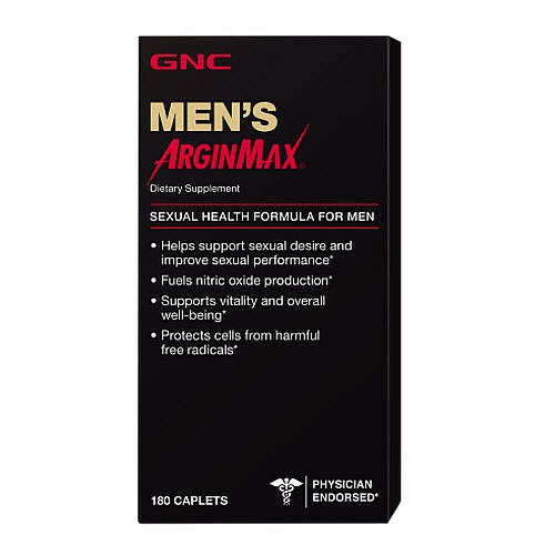 Аргинин GNC Men's ArginMax 180 сaplets