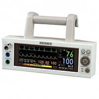 Монитор пациента PRIZM3 (АД, SPO2, пульс) + ЭКГ и температура