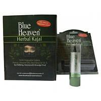 Хербал Каджал, Блю Хэвен / Herbal Kajal, Blue Heaven Hатуральная подводка для глаз с лечебным эффектом