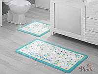 Набор ковриков для ванной Marie Claire NELLY AQUA