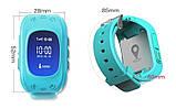 Умные часы, часы smart  Q50, Детские умные GPS часы , фото 3