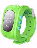 Умные часы, часы smart  Q50, Детские умные GPS часы , фото 4