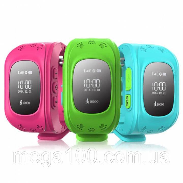 Умные часы, часы smart  Q50, Детские умные GPS часы