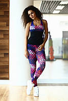 Designed For Fitness. Спортивный костюм Mosaics Long