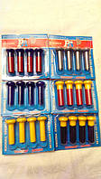 Кнопки двери цветной пластик на ВАЗ