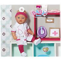 """Интерактивная кукла BABY BORN """"Доктор"""" 43 см Zapf Creation 819173, фото 1"""