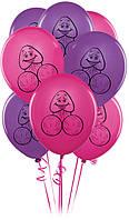 Надувные шарики с пенисами BP PECKER BALLOONS 8PC