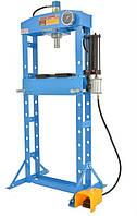 Пресс пневмо-гидравлический 20 тонн с ручным и ножным проводом