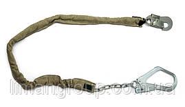 Строп цепь с двумя карабинами К20-К55